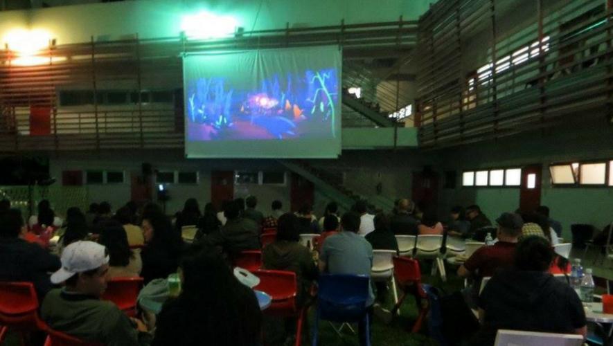 Proyección de cine al aire libre en Alianza Francesa | Junio 2018