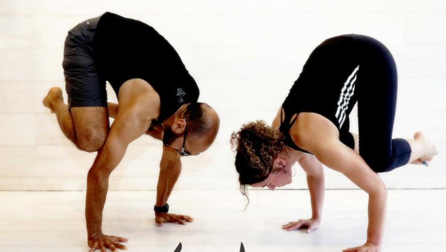 Yoga Master Class en Alive Gimnasio Boutique | Agosto 2017