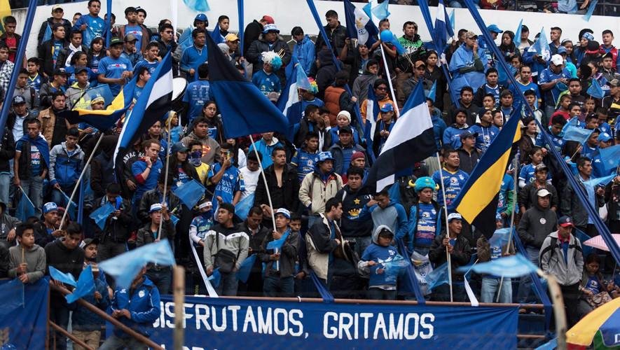 Partido de Cobán vs Xelajú por el Torneo Apertura  Agosto 2017