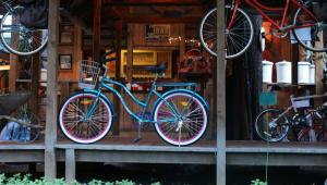 Colazo familiar en bicicleta de Saúl L'Ostería | Agosto 2017