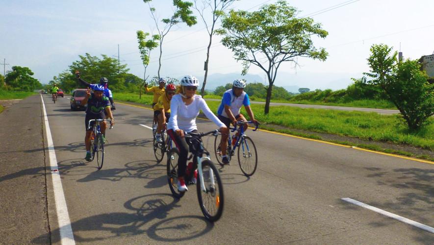 Colazo en bicicleta 100K de Independencia al Puerto | Septiembre 2017