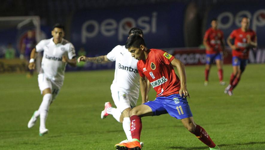 Partido de Comunicaciones vs Municipal por Torneo Apertura 2017 | Agosto 2017