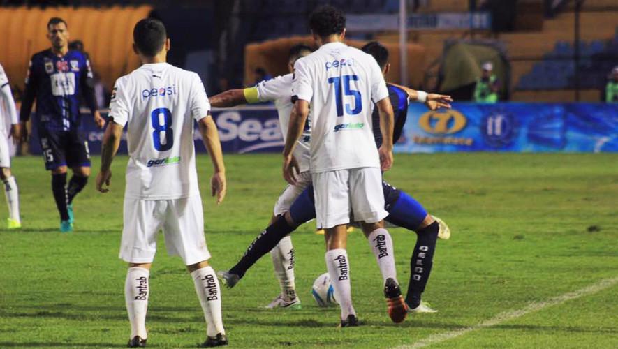 Partido de Comunicaciones vs Suchitepéquez por el Torneo Apertura| Agosto 2017