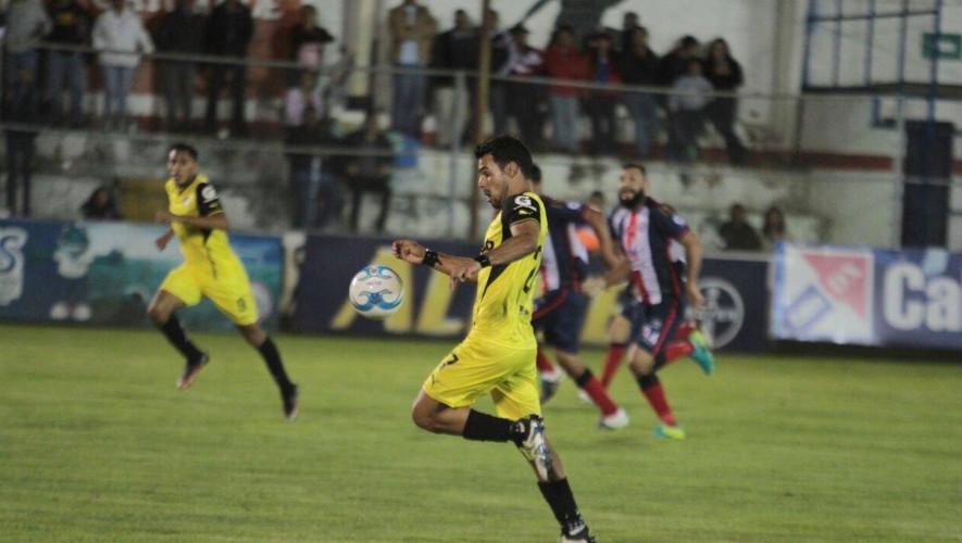 Partido de Xelajú vs Comunicaciones por el Torneo Apertura| Septiembre 2017
