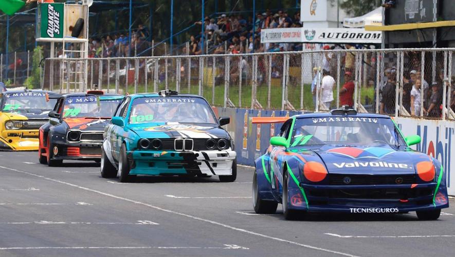 Cuarta fecha del Campeonato Nacional de Automovilismo   Agosto 2017