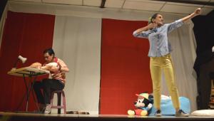 Curso de teatro para principiantes en Nueva Acrópolis | Septiembre 2017