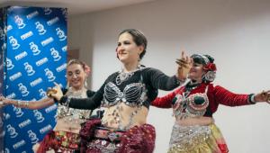 Clase de Danza de Vientre en Morrigan Tribal | Septiembre 2017