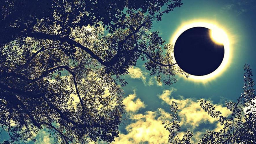 Avistamiento de Eclipse Solar en Green Rush| Agosto 2017