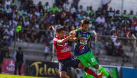 """El encuentro entre """"panzas verdes"""" y """"chivos"""" podrás seguirlo por Tigo Sports en vivo.(Foto: Antigua GFC)"""