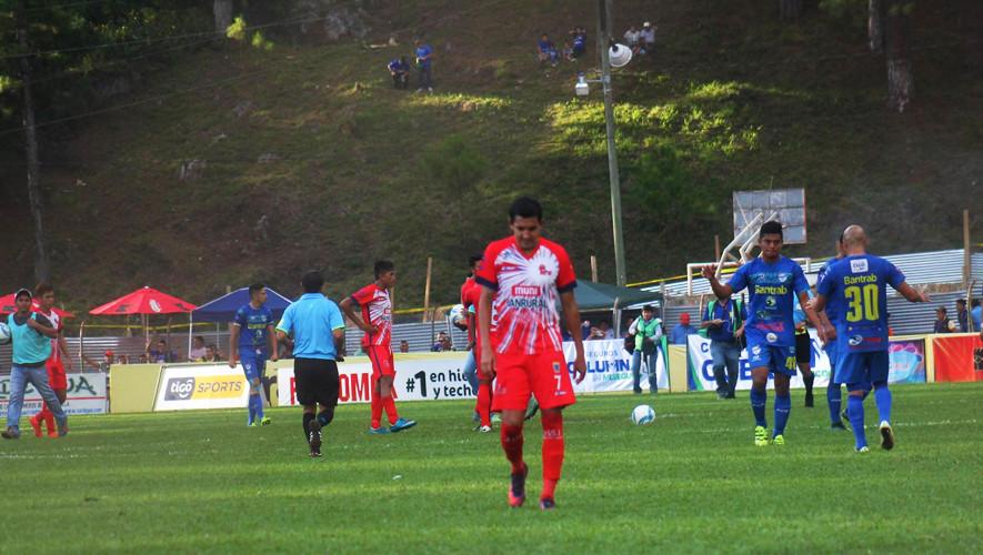 Cobán y Malacateco se enfrentarán en uno de los partido más atractivos de la jornada 4. (Foto: Deportivo Malacateco)