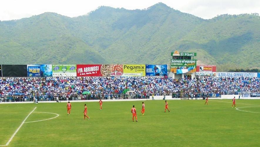 """Siquinalá disputará su segundo partido en casa ante uno de los equipos con mayor trayectoria del fútbol guatemalteco, los """"cremas"""" de Comunicaciones. (Foto: Deportivo Siquinalá Página)"""