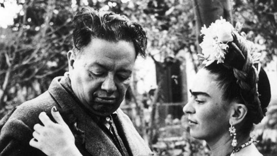 Exposición de fotografías de Frida Kahlo y Diego Rivera en Casa No'j | 2017