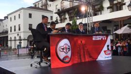 Por segunda ocasión el famoso programa deportivo de ESPN visitará Guatemala para grabar un programa en vivo y también sostener un partido amistoso. (Foto: Fuera de Juego)