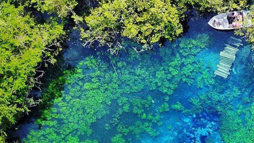 Viaje a Cráter Azul y Las Conchas | Septiembre 2017