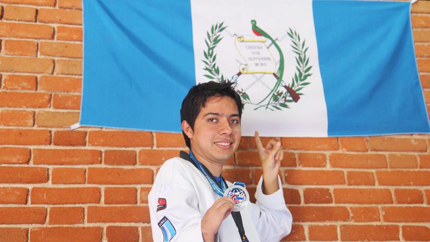 Dentro del ranking mundial, el guatemalteco es el mejor de América. (Foto: CDAG)