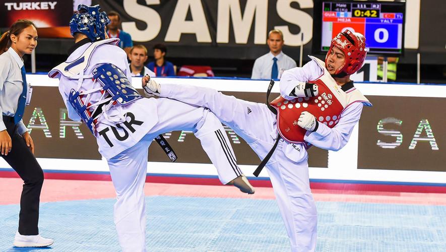 Mejía es considerado como uno de los mejores parataekwondoístas del mundo. (Foto: World Para Taekwondo)
