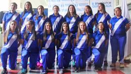 La selección femenina ya está lista para buscar su pase a la Copa FIBA Américas 2018. (Foto: CDAG)