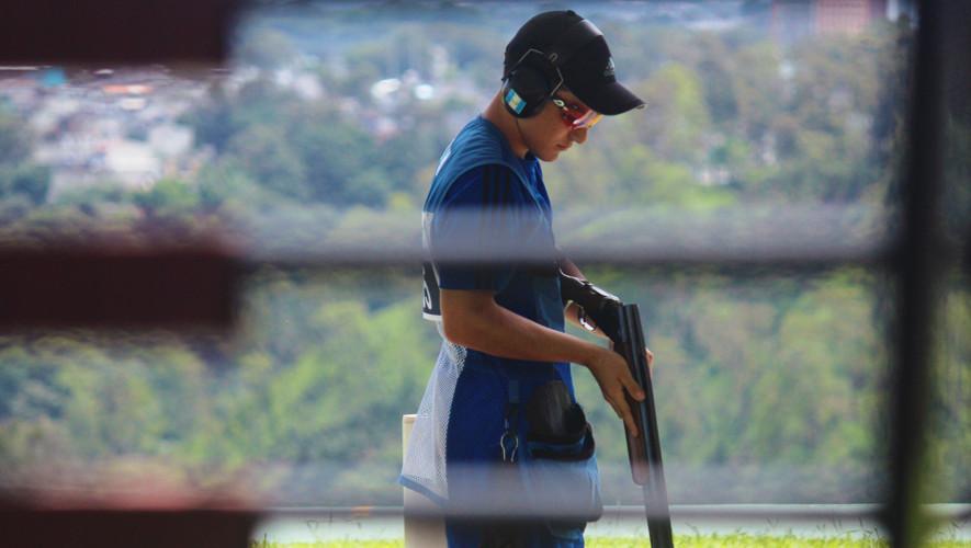 Guatemala estará representado por 6 tiradores juveniles en Italia. (Foto: COGuatemalteco)