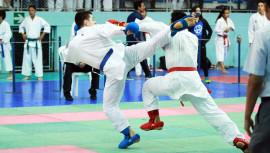 """Los karatecas """"chapines"""" buscarán colocarse entre los mejores de América. (Foto: CDAG)"""