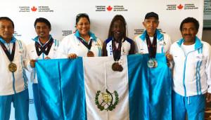 (Foto: Nueva Asociación Máster de Atletismo Guatemala)