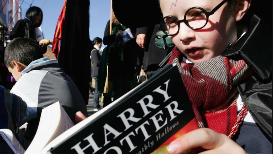 Club de lectura de Harry Potter | Agosto 2017