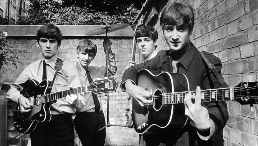Tributo a The Beatles en Applebee's | Agosto 2017