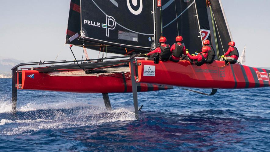 Hess y Maegli afrontarán su segunda competencia a nivel profesional, cada uno con su respectivo equipo. (Foto: Juan Faustin)