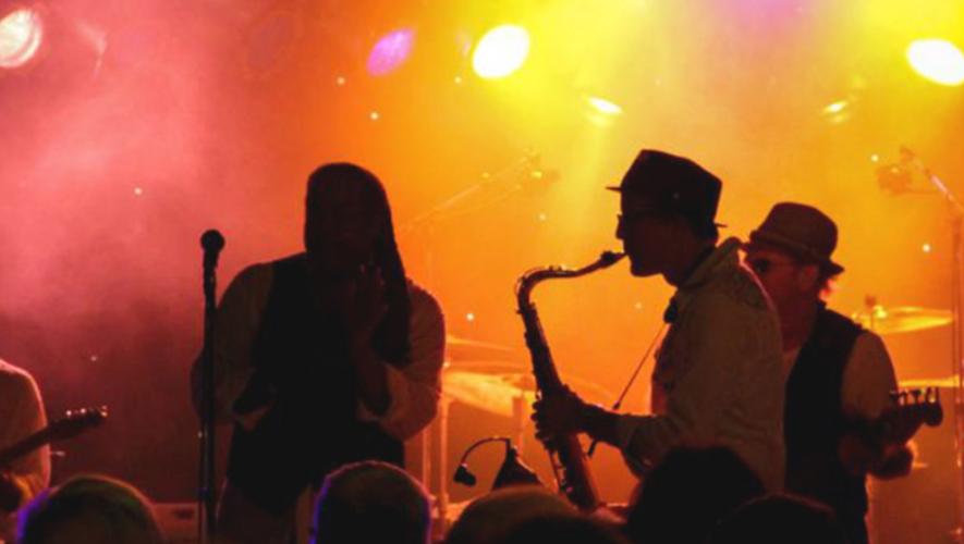 Conciertos gratuitos del Festival de Jazz en la Antigua Guatemala | Febrero - Marzo 2018