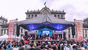 Festival de la juventud en Guatemala | Agosto 2017