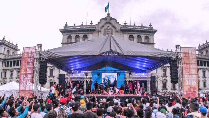 Festival de la Juventud en Ciudad de Guatemala | Agosto 2018