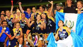 La Cope se convirtió en el primer equipo guatemalteco en ganar un torneo de liga mayor en el extranjero. (Foto: Liga Mayor de Baloncesto Femenino - LMBF)