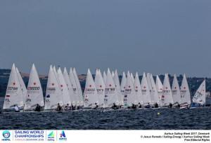 (Foto: Jesús Renedo/Aarhus Sailing Week)