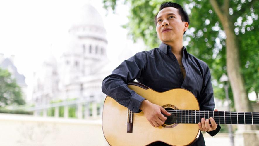 Taller gratuito de guitarra con Luis Juárez Quixtán | Agosto 2017