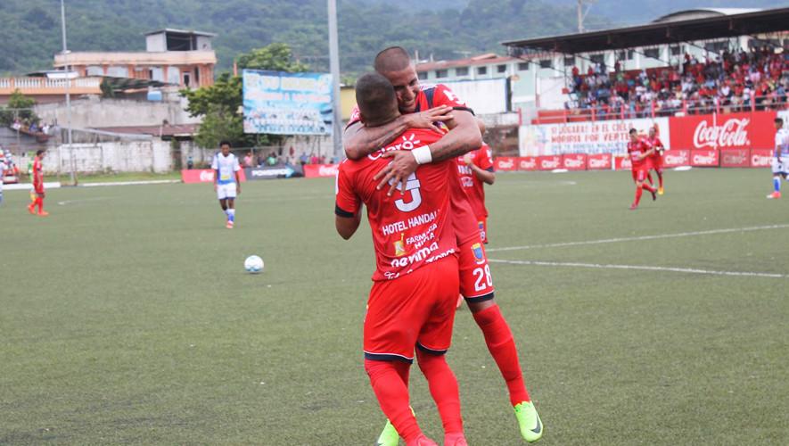 Partido de Malacateco vs Sanarate por el Torneo Apertura| Agosto 2017