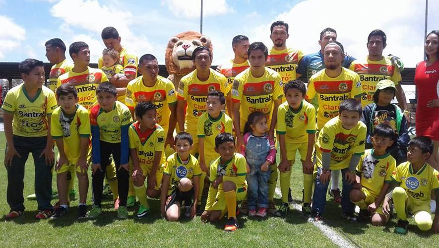 Partido de Marquense vs Malacateco por el Torneo Apertura| Agosto 2017
