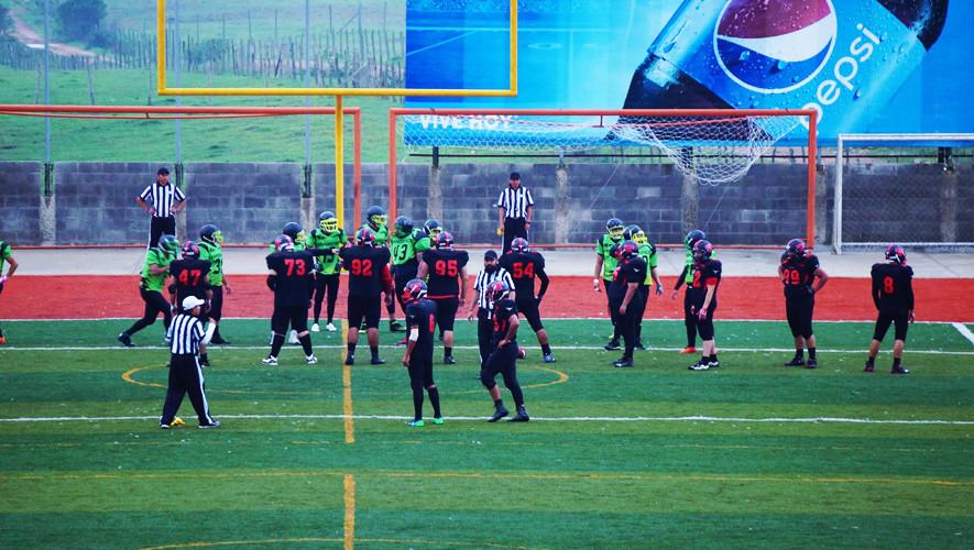 Mayan Bowl: Dragones vs Toros, final de Fútbol Americano | Agosto 2017
