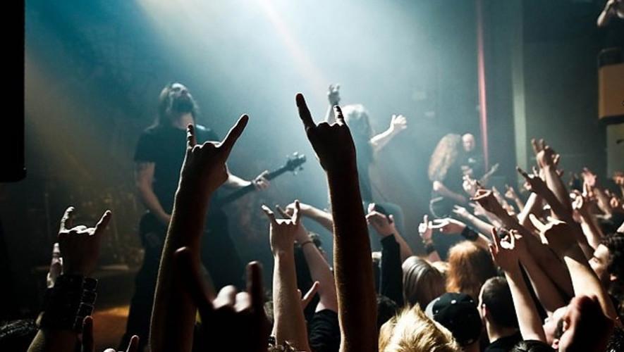 "Tributo al ""Metal en español"" en Trova Rock | Agosto 2017"