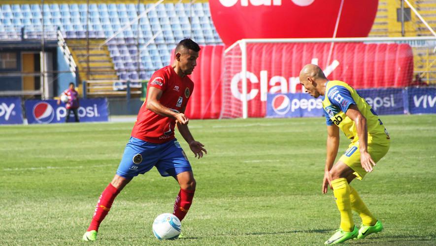 Partido de Municipal vs Cobán por el Torneo Apertura| Agosto 2017
