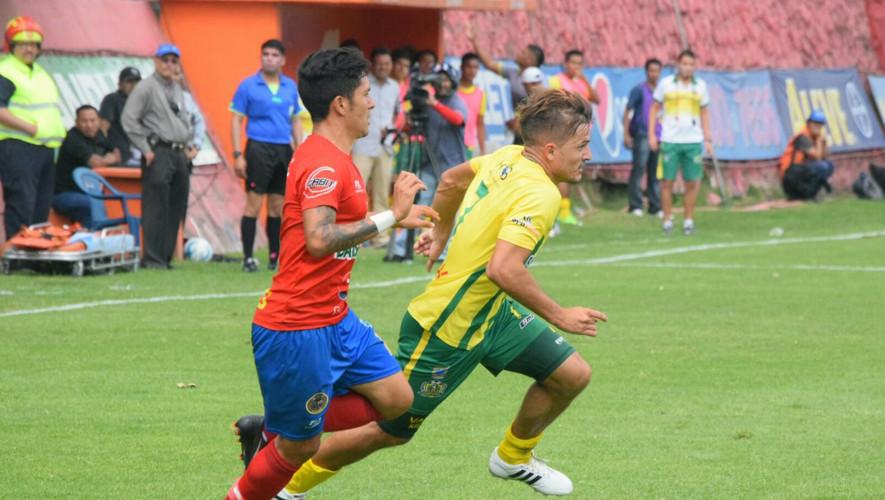 Partido de Municipal vs Guastatoya por el Torneo Apertura| Septiembre 2017