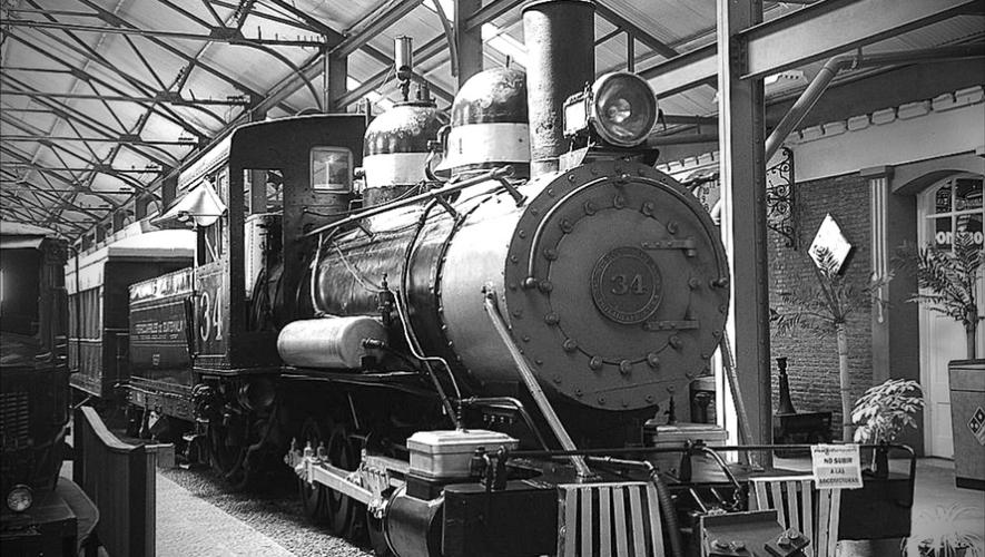 Recorrido aterrador en el Museo del Ferrocarril | Septiembre 2017