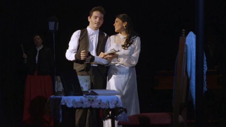 "Obra teatral ""La niña de Guatemala"" en Cobán | Septiembre 2017"