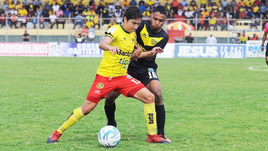 Partido de Marquense vs Petapa por el Torneo Apertura| Agosto 2017