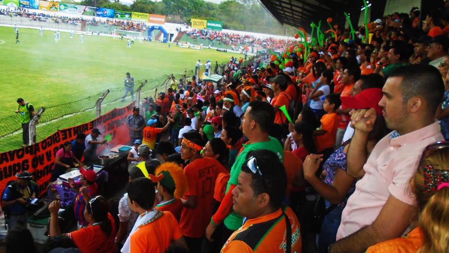 Partido de Siquinalá vs Comunicaciones por el Torneo Apertura  Agosto 2017