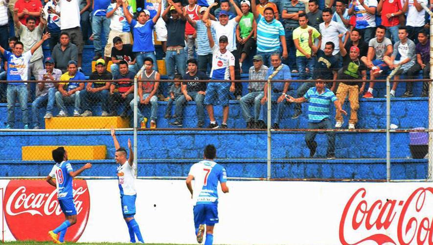 Partido de Suchitepéquez vs Xelajú por el Torneo Apertura| Agosto 2017