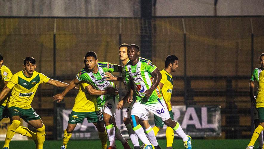 Partido de Petapa vs Antigua por el Torneo Apertura| Agosto 2017