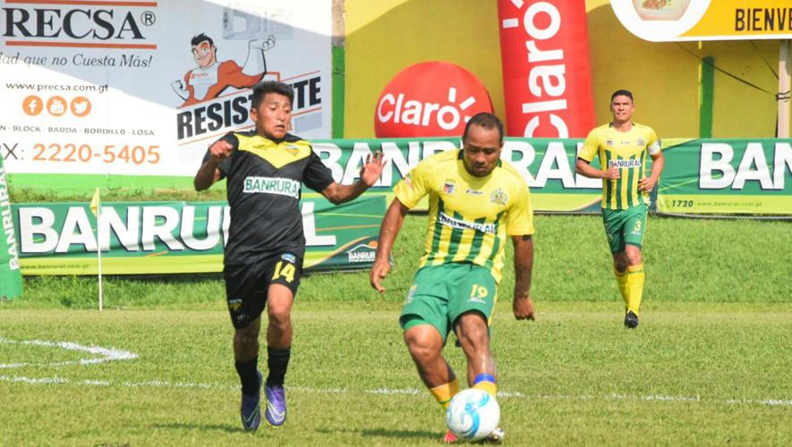 Partido de Petapa vs Guastatoya por el Torneo Apertura| Agosto 2017