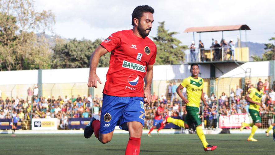 Partido de Petapa vs Municipal por el Torneo Apertura  Agosto 2017