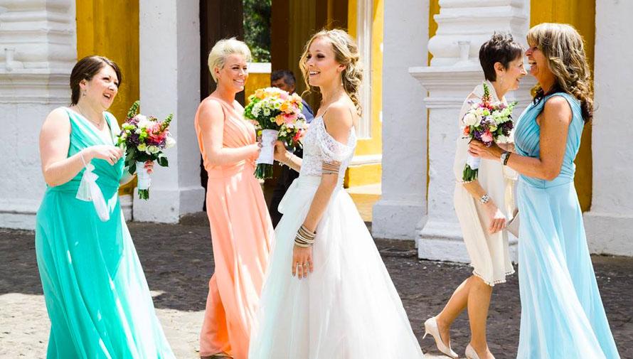 Vestidos de novia para boda civil en guatemala