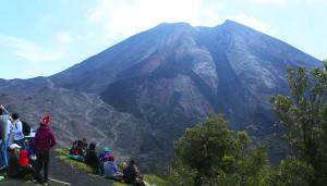 Curso de primeros auxilios en el Volcán Pacaya | Agosto 2017