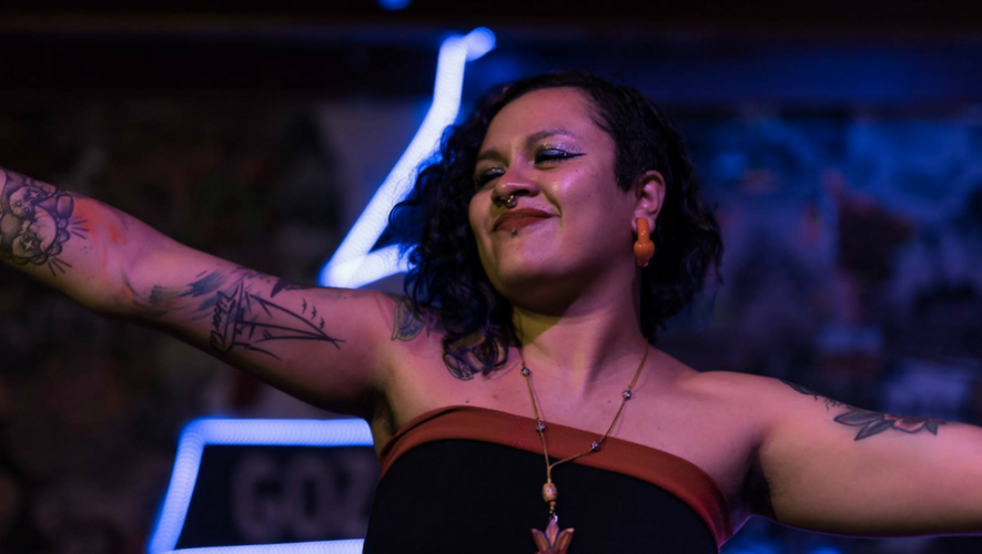 Concierto de Rebeca Lane y Zaki en Quetzaltenango | Septiembre 2017
